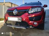 Renault Sandero 2018 года за 5 200 000 тг. в Атырау – фото 5