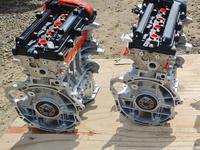 Двигатель на Киа Рио G4FC 1.6 за 550 000 тг. в Алматы