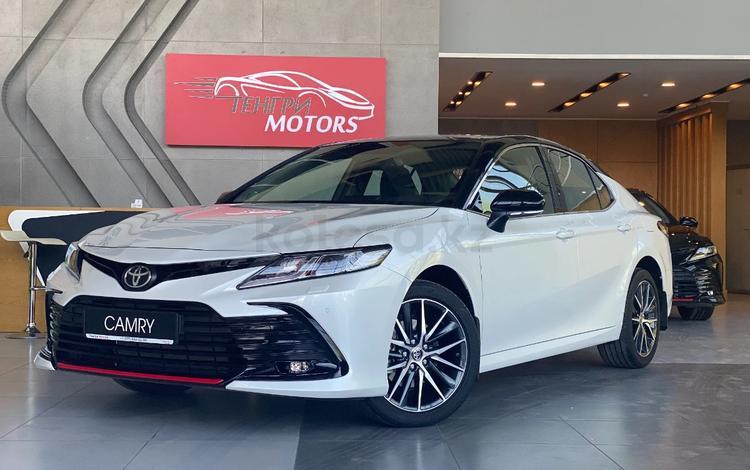 Toyota Camry 2021 года за 16 270 000 тг. в Алматы