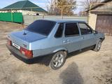 ВАЗ (Lada) 21099 (седан) 1998 года за 400 000 тг. в Уральск – фото 3