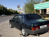 ВАЗ (Lada) 21099 (седан) 2002 года за 1 000 000 тг. в Шымкент – фото 5