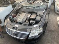 Двигатель на VW Passat b6 2.0 FSI Turbo за 123 тг. в Алматы