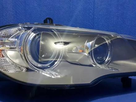 Фара идеал адаптивная рестайлинг LCI e70 x5 BMW за 301 750 тг. в Алматы