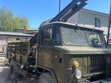 ГАЗ  ГАЗ66 1990 года за 6 000 000 тг. в Алматы