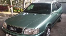 Audi 100 1992 года за 2 450 000 тг. в Алматы – фото 4