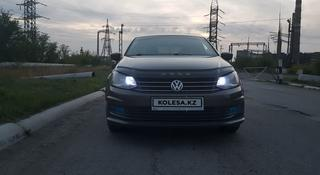 Volkswagen Polo 2015 года за 3 800 000 тг. в Рудный