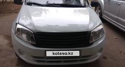 ВАЗ (Lada) Granta 2190 (седан) 2012 года за 1 380 000 тг. в Уральск – фото 2