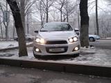 Chevrolet Aveo 2014 года за 3 350 000 тг. в Алматы