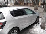 Chevrolet Aveo 2014 года за 3 350 000 тг. в Алматы – фото 4