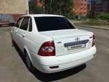 ВАЗ (Lada) Priora 2170 (седан) 2013 года за 2 600 000 тг. в Костанай – фото 4