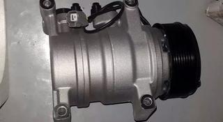 Компрессор кондиционера Honda K20A (HS110R) за 65 000 тг. в Алматы