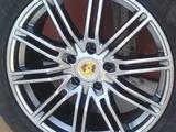 Диски Порш Porsche Cayenne, 911, Cayman, Panamera за 220 000 тг. в Алматы – фото 3