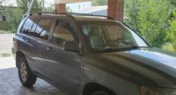 Toyota Highlander 2003 года за 6 500 000 тг. в Талдыкорган – фото 2
