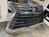 Решетка радиатора Lexus LX570 2016-2021 бу оригинал за 200 000 тг. в Алматы – фото 5