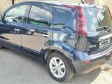 Nissan Note 2011 года за 3 600 000 тг. в Караганда – фото 4