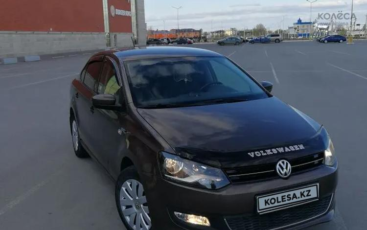 Volkswagen Polo 2015 года за 3 750 000 тг. в Костанай