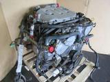 Двигатель nissan infiniti 3.5л Есть как 2wd так 4wd за 42 500 тг. в Алматы