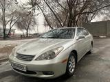 Lexus ES 300 2003 года за 5 300 000 тг. в Алматы – фото 4
