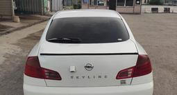 Nissan Skyline 2003 года за 1 100 000 тг. в Алматы