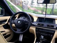 BMW 750 2010 года за 9 800 000 тг. в Алматы