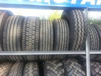 ЦМК (цельнометаллический корд) шины КАМА R17.5 R19.5 R22.5 за 1 000 тг. в Алматы