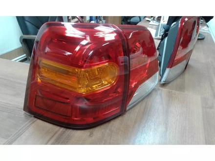 Фонари Toyota Land Cruiser 200 за 123 тг. в Костанай – фото 2
