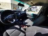 Toyota Hilux 2019 года за 13 300 000 тг. в Атырау – фото 3