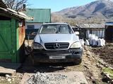 Mercedes-Benz ML 270 2002 года за 2 800 000 тг. в Талдыкорган – фото 4