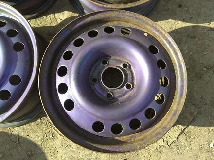 Оригинальные металлические диски за 25 000 тг. в Нур-Султан (Астана) – фото 2