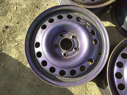 Оригинальные металлические диски за 25 000 тг. в Нур-Султан (Астана) – фото 3