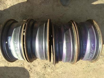 Оригинальные металлические диски за 25 000 тг. в Нур-Султан (Астана) – фото 7