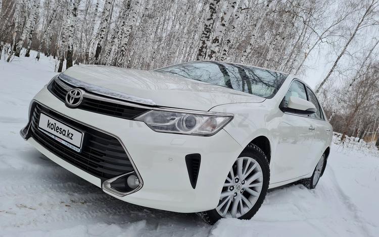 Toyota Camry 2015 года за 7 500 000 тг. в Петропавловск