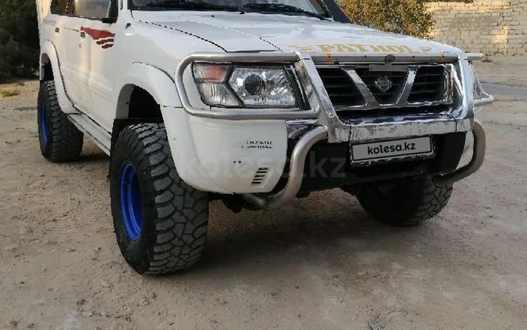 Nissan Patrol 2000 года за 3 000 000 тг. в Актау