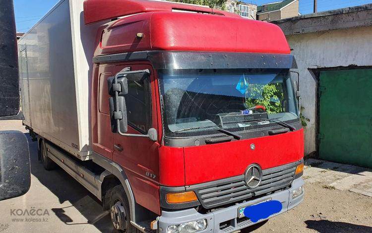 Mercedes-Benz  Атего 1999 года за 8 700 000 тг. в Темиртау