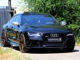 Audi RS 7 2014 года за 33 000 000 тг. в Алматы – фото 3