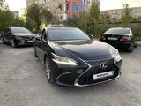 Lexus ES 250 2019 года за 21 000 000 тг. в Кызылорда – фото 2