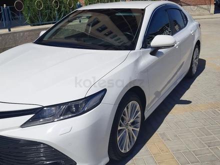 Toyota Camry 2019 года за 12 000 000 тг. в Актау – фото 2