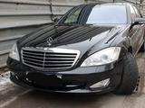 Mercedes-Benz S 550 2007 года за 6 000 000 тг. в Алматы – фото 2
