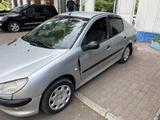 Peugeot 206 2006 года за 850 000 тг. в Нур-Султан (Астана) – фото 2