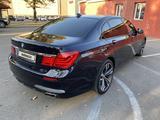 BMW 750 2009 года за 7 350 000 тг. в Алматы – фото 4