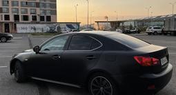 Lexus IS 300 2007 года за 5 600 000 тг. в Нур-Султан (Астана) – фото 2