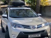 Toyota RAV 4 2015 года за 13 100 000 тг. в Алматы