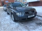 Audi A6 2002 года за 3 050 000 тг. в Нур-Султан (Астана)