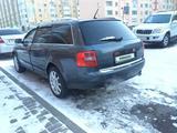 Audi A6 2002 года за 3 050 000 тг. в Нур-Султан (Астана) – фото 5