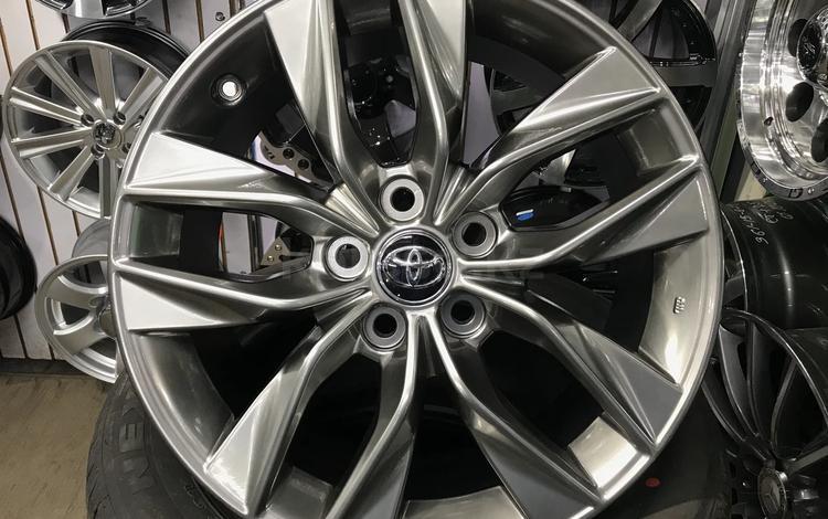 Диски Toyota Camry R 17*5*114, 3 за 160 000 тг. в Нур-Султан (Астана)