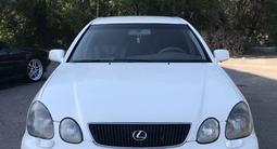Lexus GS 300 2002 года за 3 500 000 тг. в Алматы