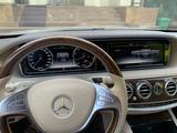 Mercedes-Benz S 400 2014 года за 21 000 000 тг. в Шымкент – фото 2