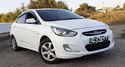 Hyundai Solaris 2012 года за 3 500 000 тг. в Усть-Каменогорск
