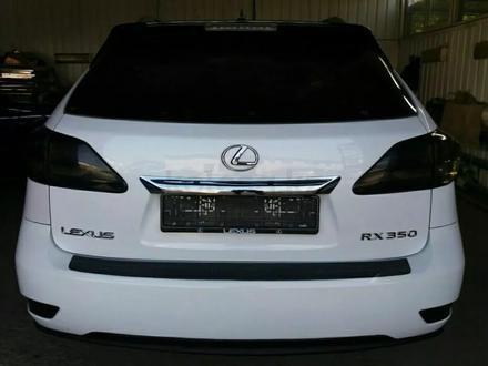 Lexus RX 350 2010 года за 8 985 523 тг. в Актобе