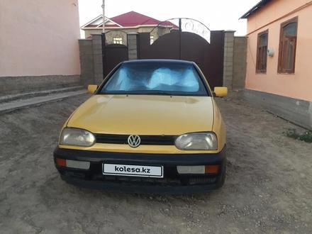 Volkswagen Golf 1992 года за 1 050 000 тг. в Кызылорда – фото 3